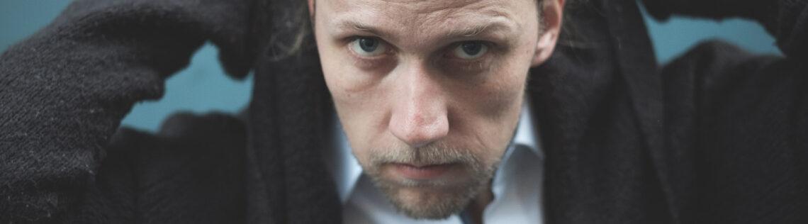 Schauspieler Christoph Bahr Actor